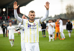 Alexandru Cretu of Maribor during Football match between NK Triglav and NK Maribor in 25th Round of Prva liga Telekom Slovenije 2018/19, on April 6, 2019, in Sports centre Kranj, Slovenia. Photo by Vid Ponikvar / Sportida