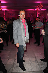 GRAHAM NORTON at the after show party following the first night of the musical Legally Blonde, held at the Waldorf Hilton Hotel, Aldwych, London on 13th January 2010.