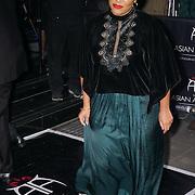 London,England,UK : 8th April 2016 : Emeli Sandé attend the The Asian Awards 2016 at Grosvenor House Hotel, Park Lane, London. Photo by See Li