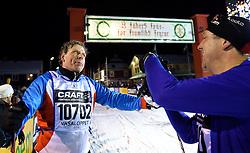 06-03-2016 SWE: Vasaloppet Challenge BvdGF day 7, Sälen<br /> Vandaag een rustig dagje, 90 km langlaufen van Sälen naar Mora in bizarre omstandigheden / Xander