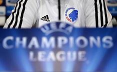 20131104 FC København Champions League træning og pressemøde