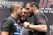 UFC 127 Pre Fight Press Conference