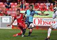Crawley Town v Wycombe Wanderers 06/08/2016