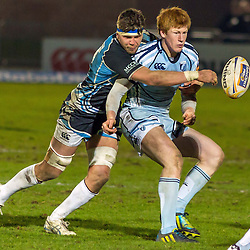 Glasgow Warriors v Cardiff Blues | RaboDirect Pro 15| 1 March 2013