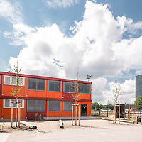 Industrial: FAGSI. Buidling Container Schools