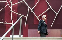 26.09.2014, Congress, Schladming, AUT, Bundesregierung, Regierungsklausur, im Bild Bundesminister fuer Finanzen Hans Joerg Schelling (OeVP) // Minister of Finance Hans Joerg Schelling (OeVP) during convention of the austrian government at congress center in Schladming, Austria on 2014/09/26, EXPA Pictures © 2014, PhotoCredit: EXPA/ Michael Gruber