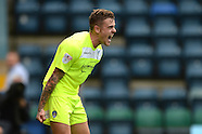 Wycombe Wanderers v Colchester United 270816