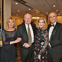 Julie and Don Marsh, Dr. Nanci and Dr. James Bobrow