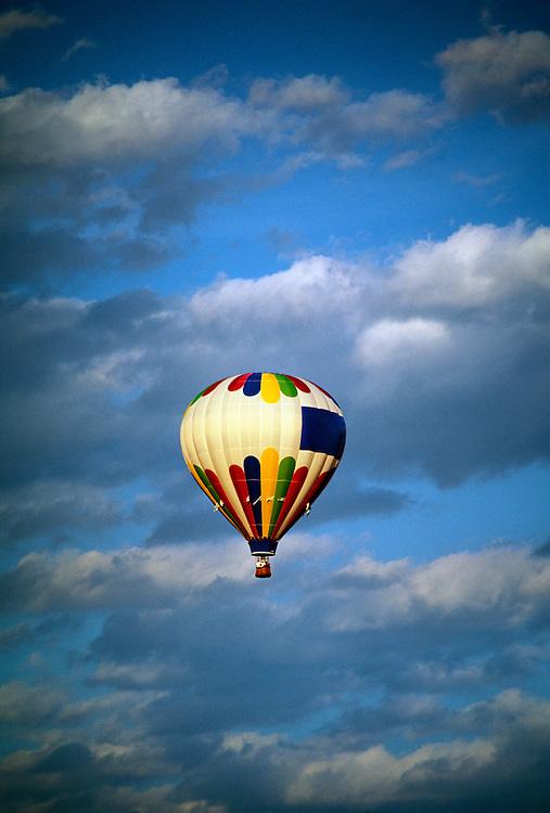 Hot air balloons, Hunterdon County, NJ