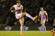 Reading FC midfielder Danny Williams scores during the Sky Bet Championship match between Derby County and Reading at the iPro Stadium, Derby, England on 12 January 2016. Photo by Aaron Lupton.