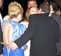 **EXCLUSIVE**.Jodi Foster & Mel Gibson..American Museum of The Moving Image Salutes Mel Gibson..Waldorf Astoria Hotel..New York, NY, USA..March 07, 2002..Photo By Celebrityvibe.com.To license this image please call (212) 410 5354; or Email: celebrityvibe@gmail.com ;.website: www.celebrityvibe.com.