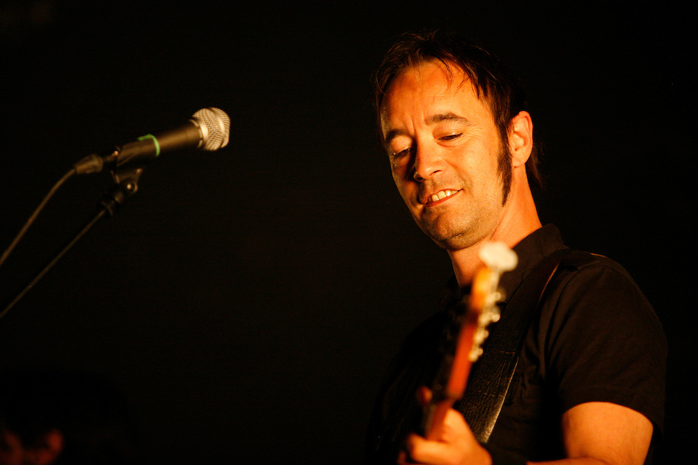Deus - Alan Gevaert, performing at the 33rd Paleo Festival, Nyon, Switzerland.