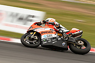 Mike Jones 46 riding for Desmosport Ducati during round 5 of the Australian Superbike Championship on September 06, 2019 at Winton Motor Raceway, Victoria. (Image Dave Hewison/ Speed Media)