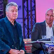 NLD/Rotterdam/20180412 - Hoe Zuid-Korea Guus Hiddink veroverde première, Guus Hiddink en Pim Verbeek