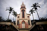 Matipo_MG, Brasil...Igreja Matriz de Sao Joao Batista em Matipo...The Sao Joao Batista church in Matipo...Foto: BRUNO MAGALHAES / NITRO