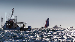 5th March 2016. Fremantle, WA. World Match Racing Tour.