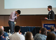 Magis Awards Luncheon in the Hemmingson Center Ballroom. (Photo by Gonzaga University)