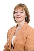 Portrait de Madame Denise Auger, du comité de direction de RECYC-QUÉBEC., Studio adecom, Québec, Canada, 2008, 06, 20, © Photo Marc Gibert / adecom.ca