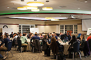 MCB Fall Retreat and Banquet in Nelson Commons on Saturday, November 19, 2016. © Ohio University / Photo by Kaitlin Owens