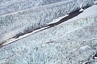 Coleman Glacier on slopes of Mount Baker, North Cascades