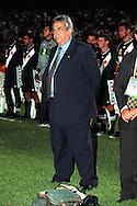 14.02.2000, Maracan< Stadium, Rio de Janeiro, Brazil. FIFA World Club Championship Final,  CR Vasco da Gama v Corinthians. .Vasco da Gama president Eurico Miranda.©JUHA TAMMINEN