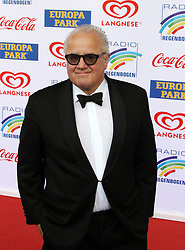 12.04.2019, Europa Park, Rust, GER, Radio Regenbogen Award 2019, im Bild Präsident, Praesident Fritz Keller (Freiburg) // during the Radio Rainbow Award at the Europa Park in Rust, Germany on 2019/04/12. EXPA Pictures © 2019, PhotoCredit: EXPA/ Eibner-Pressefoto/ Joachim Hahne<br /> <br /> *****ATTENTION - OUT of GER*****