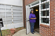 12/12/14 Jackson, MS-  Location scouting for Humana Health Care. Various locations around Jackson Mississippi including Farish Street, Big Apple Inn restaurant, Dr. Shoemaker- at his shoe store on Farish Street. StewPot Community Center, C's ,Pig & Pint, The Penguin Restaurant by Jackson State University, a group of men playing dice on the street by JSU, all wanting info on health care. A coffee shop and owner koinonia, and a barber shop owner Shaun Morrow owner of The Stlye Shoppe and Common Ground Church.(Photo © Suzi Altman