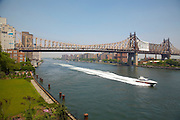 View of East River from 25 Sutton Place South #5F