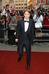 Tom Odell, GQ Men of the Year Awards, Royal Opera House, London UK, 03 September 2013, (Photo by Richard Goldschmidt)