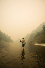 Rogue River Fly Fishing (lower river)