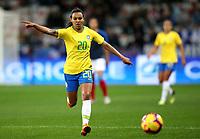 International Women's Friendly Matchs 2018 / <br /> France v Brazil 3-1 ( Allianz Riviera Stadium - Nice,France ) - <br /> Raquel Santos of Brazil