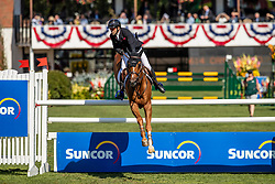 Lamaze Eric, CAN, Chacco Kid<br /> Spruce Meadows Masters - Calgary 2019<br /> © Hippo Foto - Dirk Caremans<br />  07/09/2019