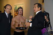 SIMON DE PURY; MARIO TESTINO, Mario Testino: Obsessed by You -  private view<br />