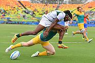 10 August- Rugby 7's- South Africa v Australia