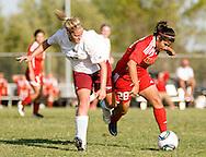 September 23, 2011: The University of Houston-Victoria Jaguars play the Oklahoma Christian University Eagles on the campus of Oklahoma Christian University
