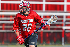 May 5, 2015: Park Ridge at Pompton Lakes Lacrosse