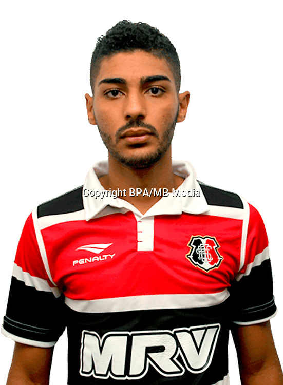 Brazilian Football League Serie B 2017 / <br /> ( Santa Cruz Futebol Clube ) - <br /> Otavio Augusto Andrietta