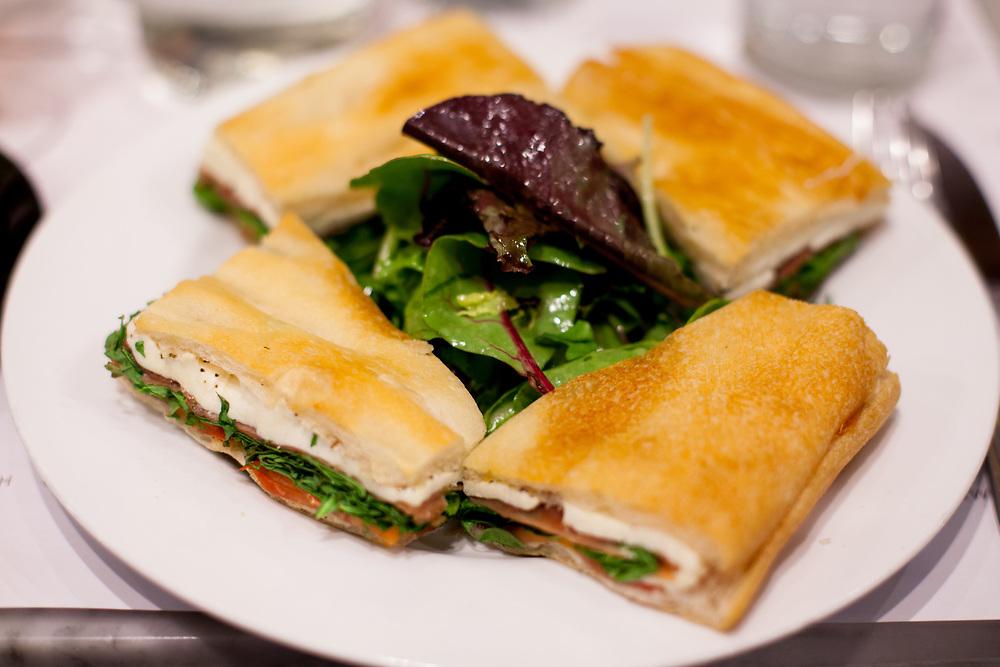 Prosciutto Panini at Al Viccoletto (P$FREE) - Final Fairwell to Tsao Lunch