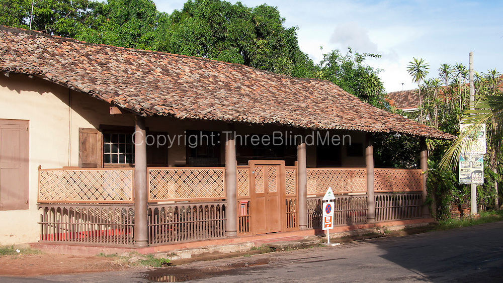 Old home in Negombo