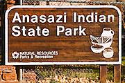 Anasazi Indian State Park, Boulder, Utah