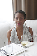 Andrea Kelly at The ABFF Luncheon Hosted by HSBC and Rush Philanthropic Arts held at The Delano in Miami Beach on June 27, 2009..The American Black Film Festival is an industry retreat and competitve marketplace for films and by and about people of color.
