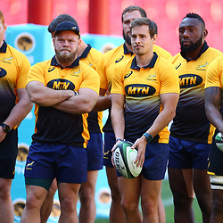 General views during the South African - Springbok Captain's Run at Emirates Airline Park,<br /> Johannesburg .South Africa. 08,06,2018 Photo by (Steve Haag Sports)