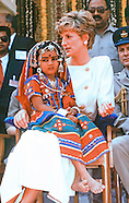 Princess Diana - Taj Mahal/India 1992