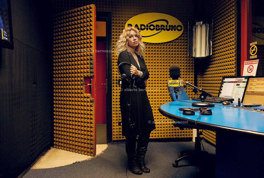 Emilia Romagna, Carpi, Clarissa Martinelli, dj a radio Bruno