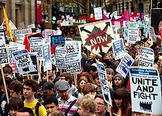 Student Demo-London