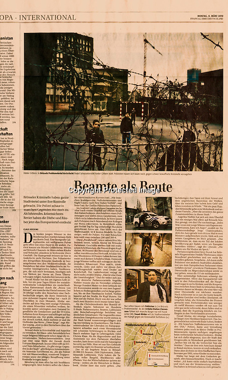 A story on Kuregem for the Financial Times Germany.