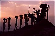 Coal Mine, Bihar, India. Asia Times
