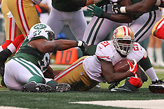 September 30, 2012: San Francisco 49ers at New York Jets
