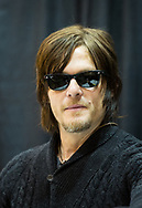 February 8, 2014, New Orleans, LA,  Actor Norman Mark Reedus at Comic Con, best know for his portrayal of Murphy McManus in the Boonbock Saints and his current role as Daryl Dixon in the AMC hit television series The Walking Dead. <br /> The Walking Dead premiered in 2010 and is into its fourth season.