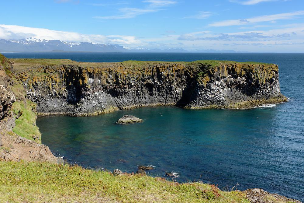 Arnarstapi Cliffs, Iceland